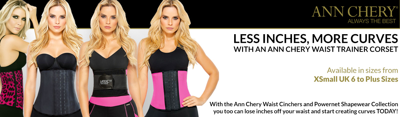 Ann Chery Waist Trainers and Shapewear