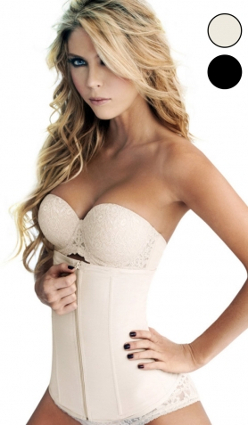Non Latex Waist Cincher<br>Shapewear Corset